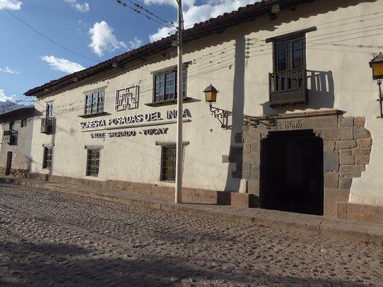 Sonesta Posadas del Inca Yucay: Street Facade