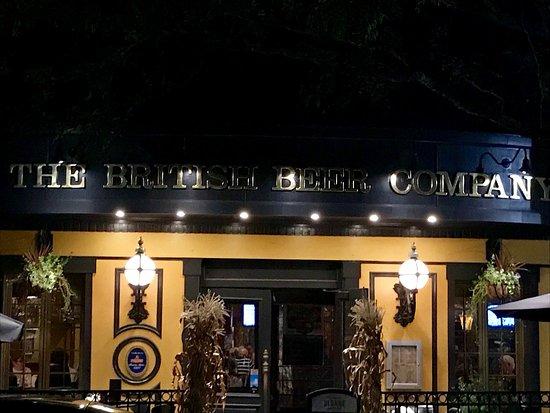 British Beer Company Hyannis Restaurant Reviews Phone