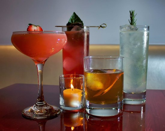 Saint Felix: Signature Cocktails