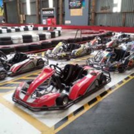 ‪Naki Nitro Indoor Karting Ltd‬