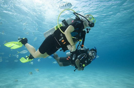 Discover Scuba Diving with 2 Dives in