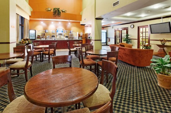 Trincity, Trinidad: Guest Dining Lounge