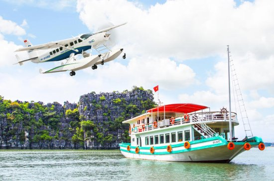 Luxury Tour: Halong Bay Seaplane and...