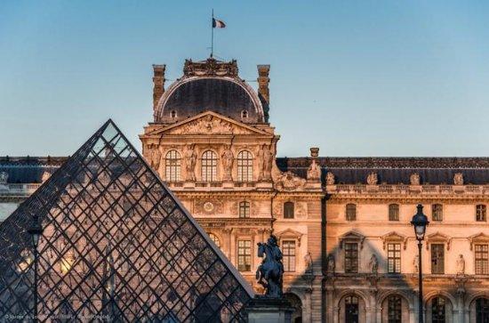 Visite guidée du musée du Louvre