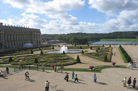 Private Guided Tour of Versailles...