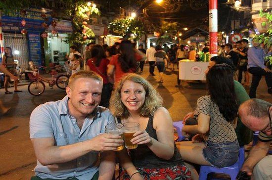 Hanoi Nightlife Food Tour By Scooters...