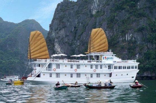 Halong Majestic Cruise 2 days-1 night