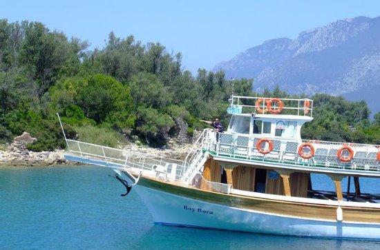 Gita in barca a Gokova