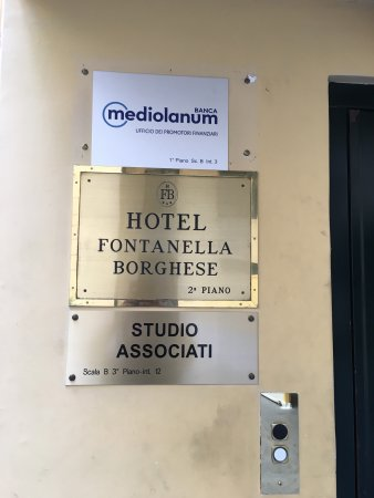 Hotel Fontanella Borghese: photo0.jpg