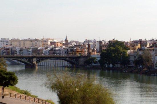 Discover Sevilla from Málaga by High Speed Train