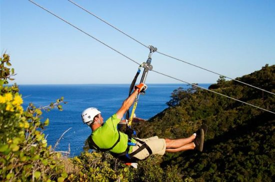 Catalina Island Day Trip from Anaheim or Los Angeles with Zipline...