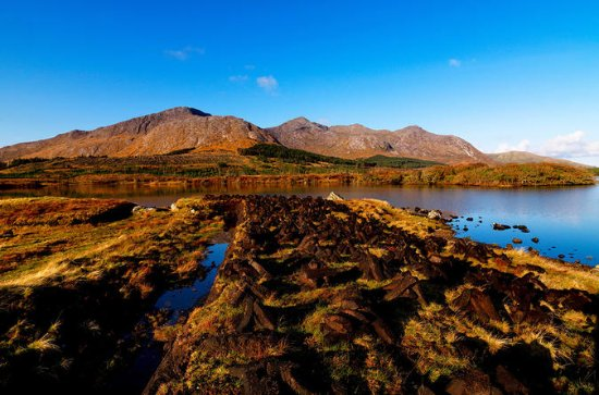 Les Wilds of Connemara - Circuit de 4...