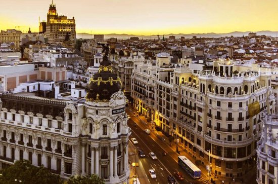 Private tour of Madrid and Las Rozas ...