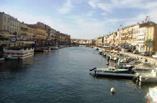 Der Hafen von Sète oder das Languedoc...