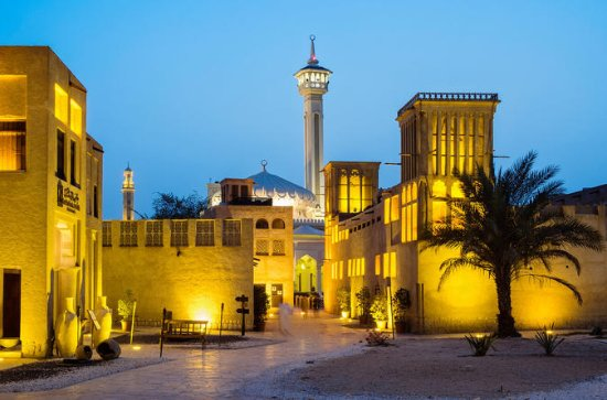 Full day Dubai - Sharjah city tour