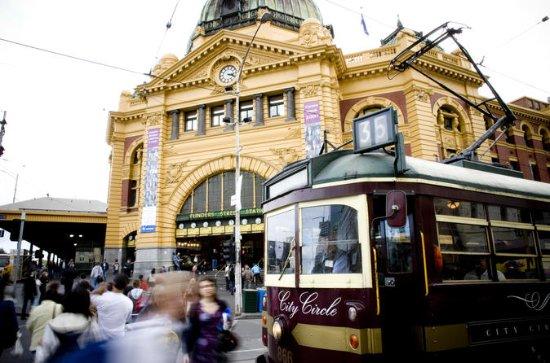Den unike Melbourne City Tour...