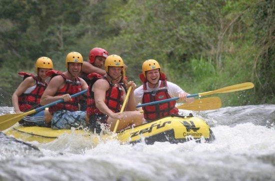 Wildwasser-Rafting in Rio de Janeiro...