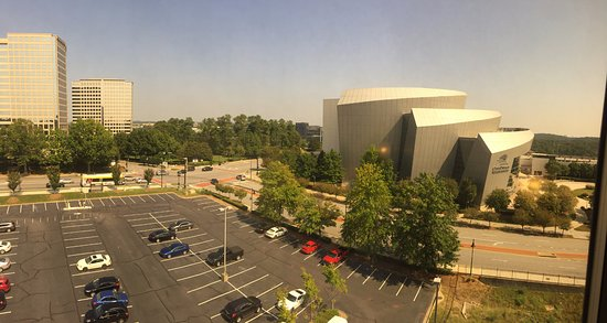 Embassy Suites by Hilton Atlanta - Galleria: Panoramic from room 808