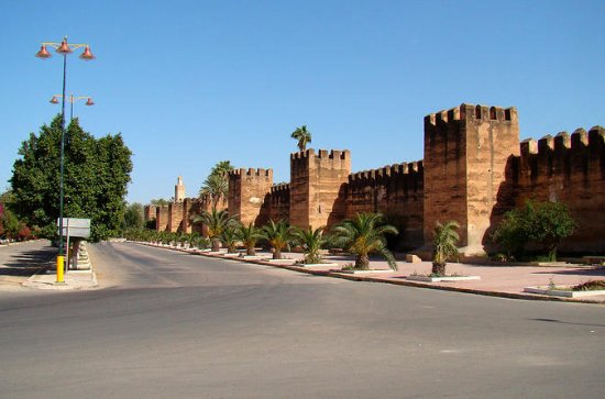Visit Taroudant and Tiout  1day...