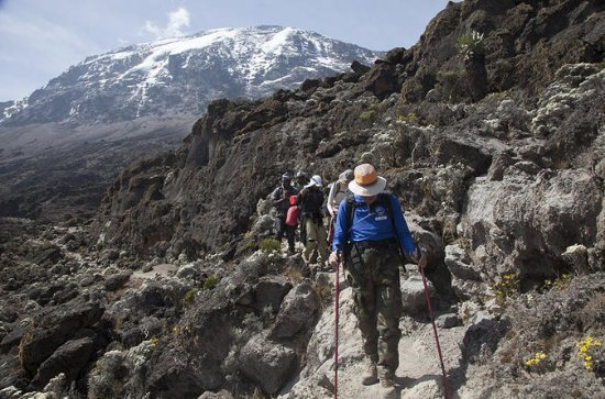 MOUNT KILIMANJARO - KURZER TREK