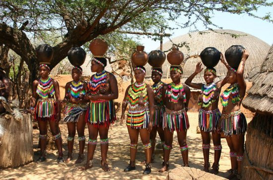 Swaziland Culture and Hlane National...