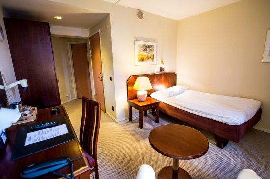 Eslov, Sweden: Standart single room