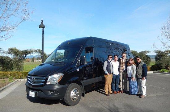 Visite privée en bus de Napa Sonoma...