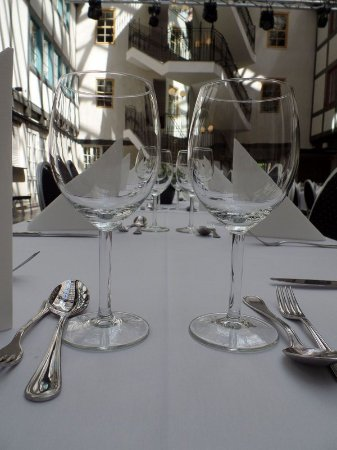 Eslöv, İsveç: Restaurant