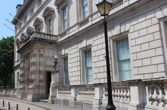 Downton Abbey London Walking Tour