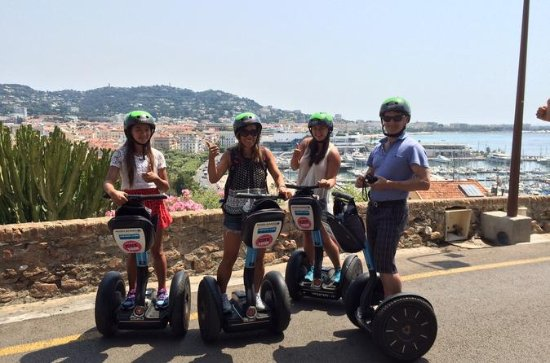 Cannes Grand Tour -  2 hours