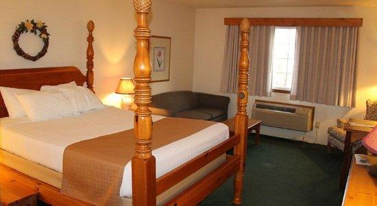 Williamsburg, IA: Standard Room One Queen