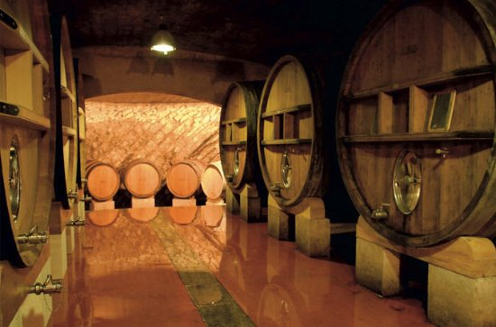Private Côtes du Rhône wine tour...