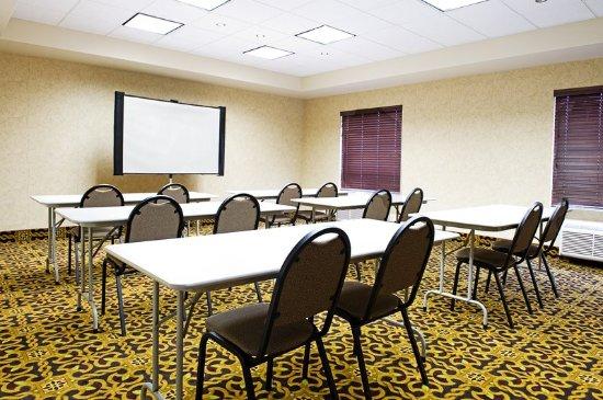 Slave Lake, Canada: Meeting Room