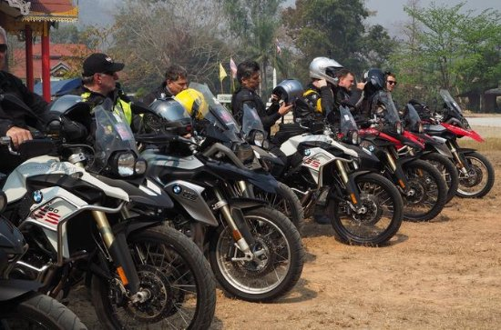 BMW Motorcycle Guided Tour: 1 Days To...