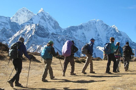 Mt Everest Base Camp and Kalapathar...