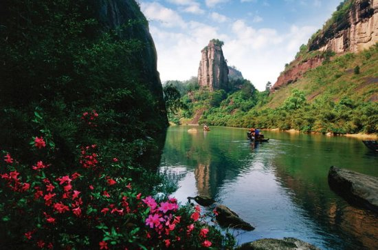 Mount Wuyi 3-Day Retreat by Bullet...