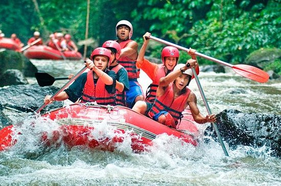 bali rafting with pickup