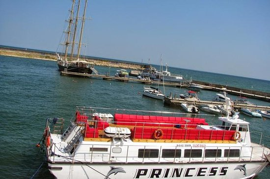 Varna Unique Black Sea Experience in Boat Princess