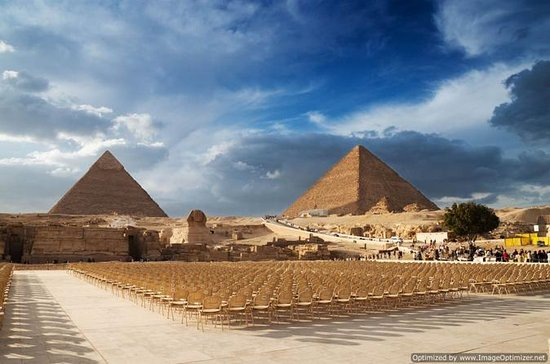 Cairo and Giza pyramids Trip from EL...