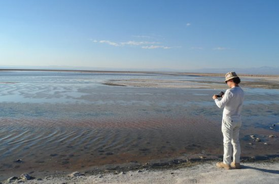 The Atacama Salt Flats and Toconao