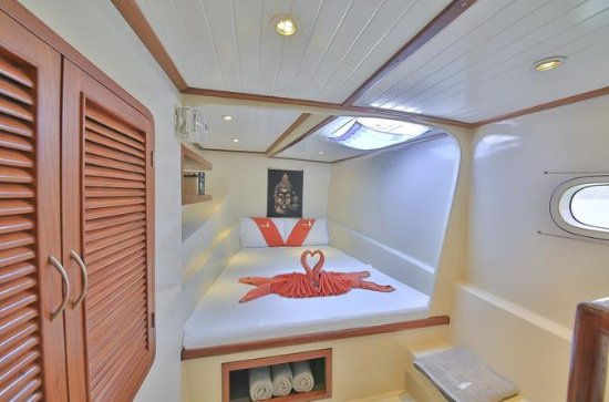4-Days Overnight CABIN Charter...