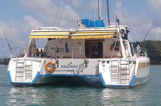 3-Days Overnight CABIN Charter...