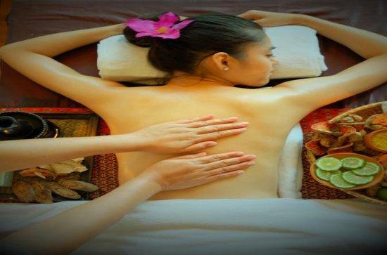 Arayana Spa Aromatherapy with Hot Compress