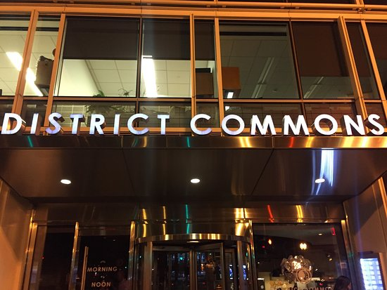 District commons american restaurant 2200 pennsylvania for American cuisine restaurants in dc