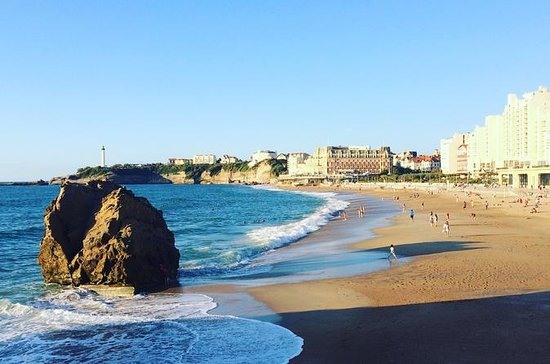 Walking Guided Tour of Biarritz...
