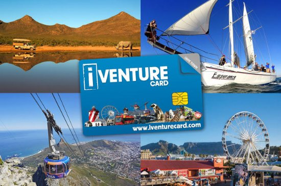 Cape Town Flexi Attraktioner Pass