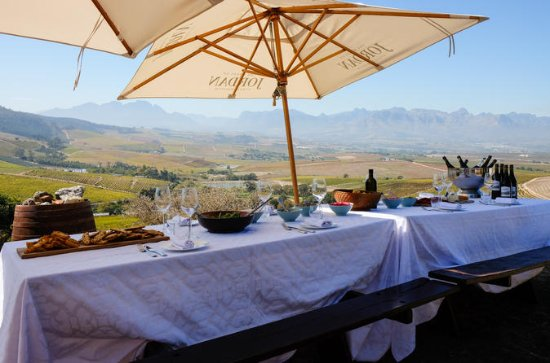 Stellenbosch Private Wine Tour for 1...