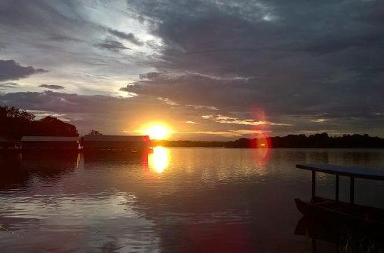 Aventura amazônica - excursão noturna