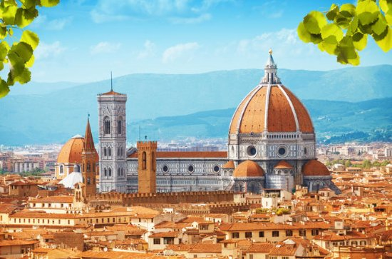 Full-Day Trip to Florence from Rome by...