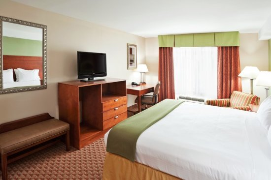 Holiday Inn Express & Suites Niagara Falls: King Bed Guest Suite